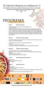Programa Pachuca nov 15