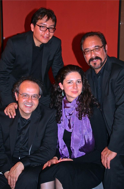 Cuarteto Carlos Chávez